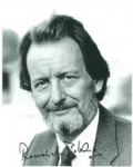 Ronald Pickup, Genuine Signed Autograph, 7417